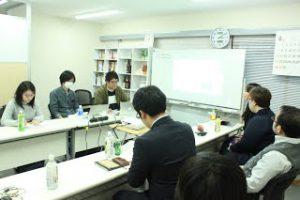 4月社員全体定例会議を行いましたの写真