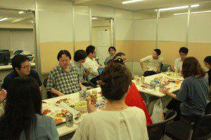 7月社員懇親会を行いましたの写真