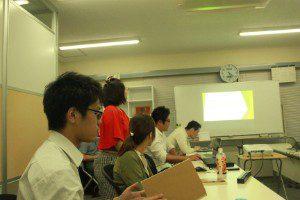 勉強会「印象良い立ち振る舞い方について」の写真