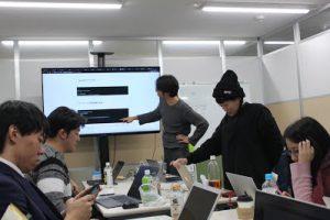 定期勉強会(docker環境構築実践)を開催しましたの写真