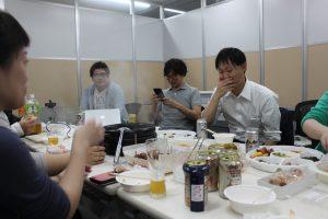 7月新入社員歓迎会を行いましたの写真