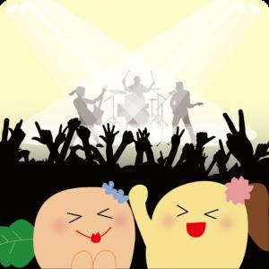 FUJI ROCK FESTIVAL'19のLIVE配信中の写真