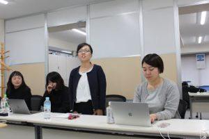 6月社員全体定例会議を行いましたの写真